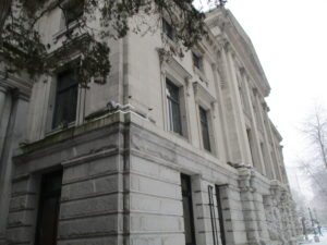 The Vancouver Art Gallery